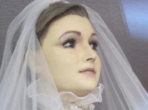 Голова манекена La Pascualita