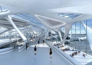 Аэропорт будующего
