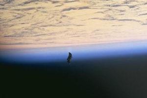 """Одно из """"те самых"""" фото НАСА 1998 г."""